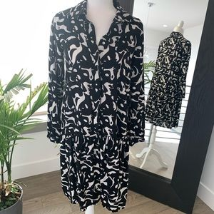 Nordic Shirt Dress size Small